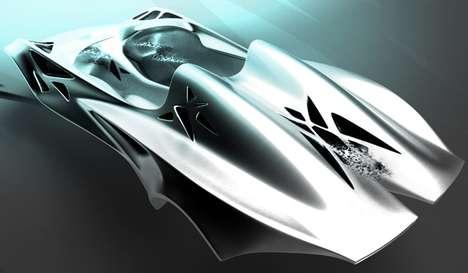Laser-Cut Car Concepts