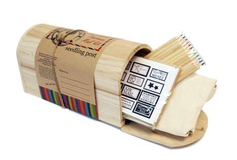 Letterbox Stationery Sets