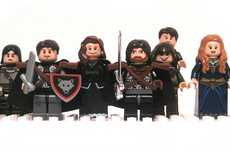 Fantasy Series Figurines - Sam Beattie's Game of Thrones Clones are a Collector's Dream