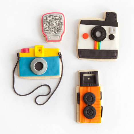 These Camera Cookies are Designed for Photography Enthusiasts