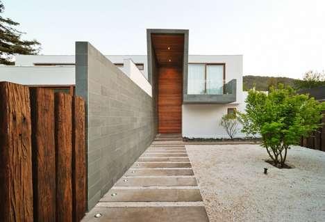 Mixed Material Homes
