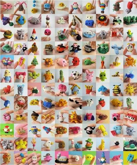 Miniature Knit Creations