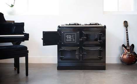 Antique Touchscreen Stoves