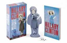 Hillary Clinton & George W. Bush Voodoo Kits