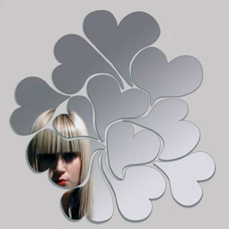 Heart Mirrors Reflect Your Style