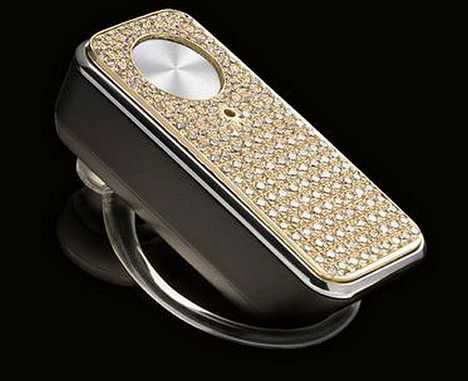 Extravagant Designer Bluetooth