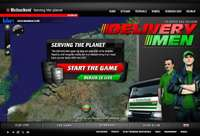 Heineken Uses Geoblogging - Virtually Stalk Beer Delivery Men