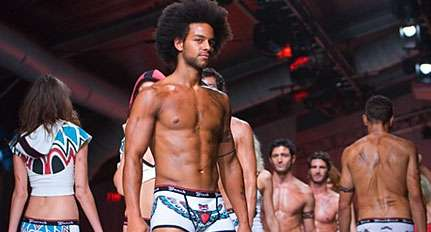 Men's Lingerie - Ginch Gonch is Victoria's Secret of Men's Fashion