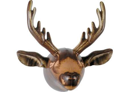 Fake Taxidermy Part IV - Blow-Up Moose Trophy