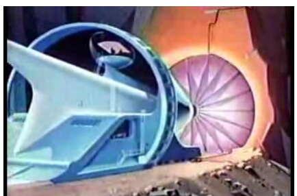 Disney's Futuristic Dreams