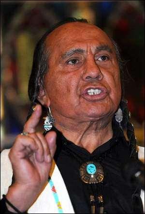 Lakota Indians Form New Nation