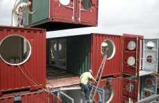Hip Modular Housing - Container City