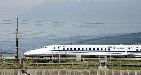 Fastest Train Ever