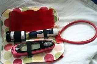Stylish Diabetic Kit