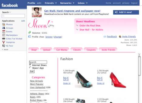 Invite Friends, Get Free Designer Shoes