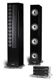 $63,000 Speaker System