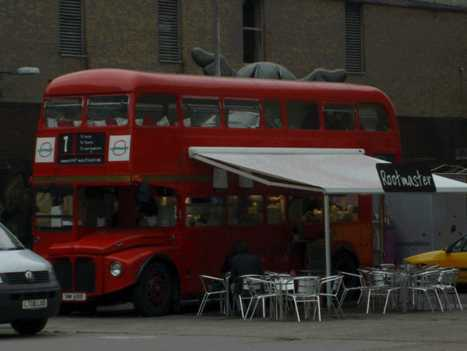 Alternative Dining in a Bus