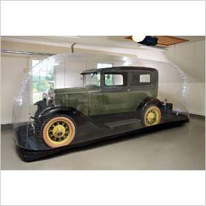 Life-Size Model Cars in Bubbles