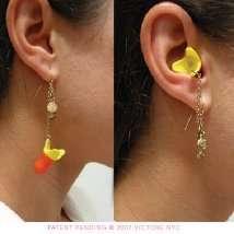 Earphone Earrings