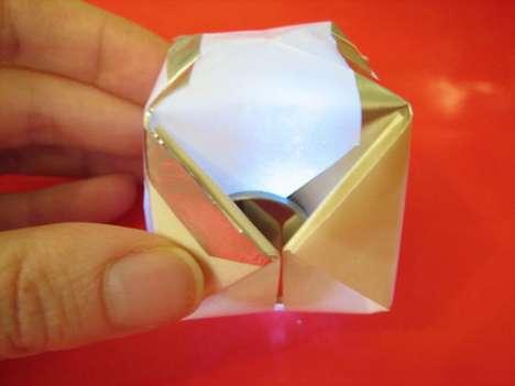 Origami Gift Certificate