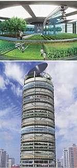 Vertical Eco Farm