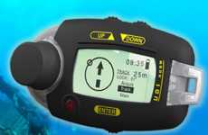 Underwater SMS for Divers