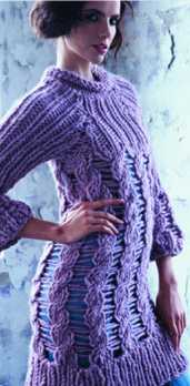 High Fashion DIY - Vogue Knitting