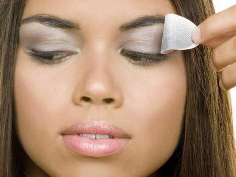 Press On Makeup