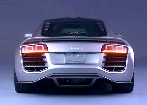 Russians Leak Concept Car Video