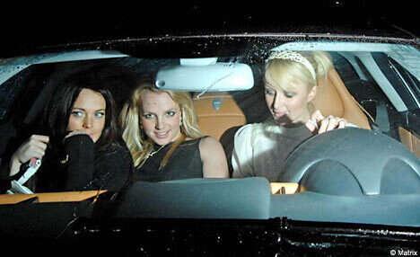 VH1 Mocks Britney, Paris & Lindsay
