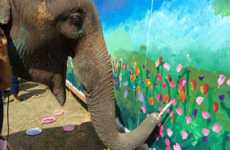 Animals Painting Unaided