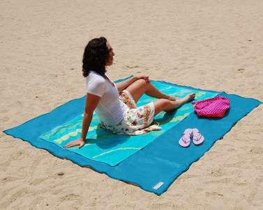 Anti-Sand Beach Blankets