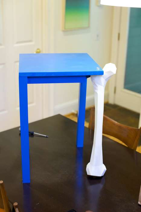 Skeletal Table Legs