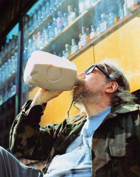 Lactose-Phobic Photo Shoots