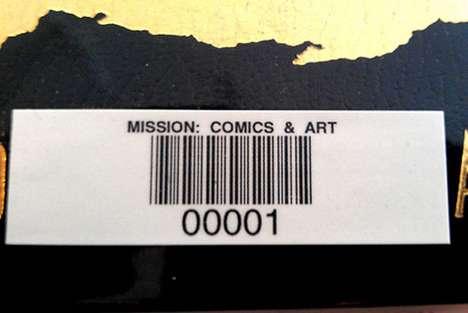 Comic Book Rentals - Mission Comics Offers Graphic Novel Rentals and a Point System
