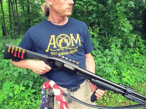 Badass Pump-Action Shotguns