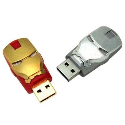 Superhero Helmet USBs