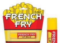 Fast Food Beauty Products - The French Fry Lip Balm Will Have You Licking Your Lips