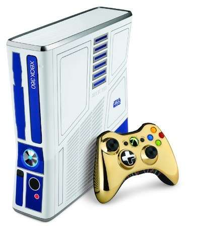 Sci-Fi Droid Consoles