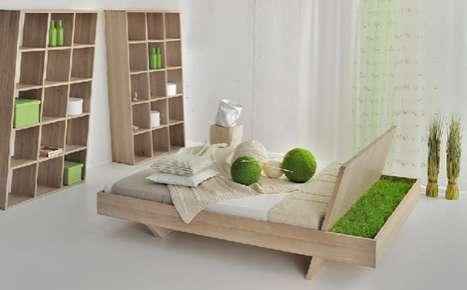 Grassy Sleeping Furniture