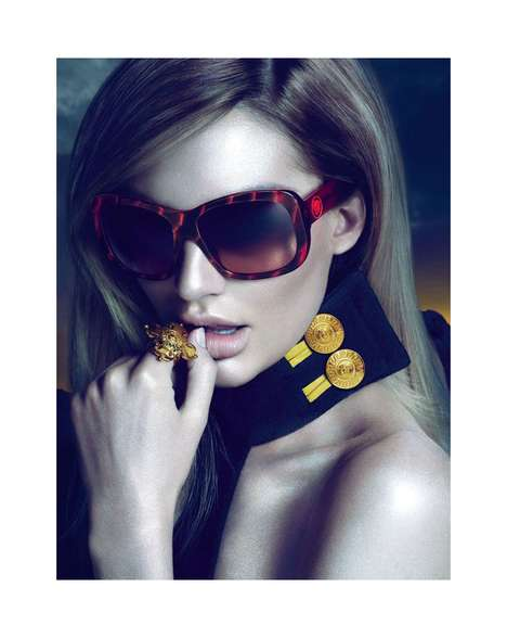 Sultry Sunglasses Ads
