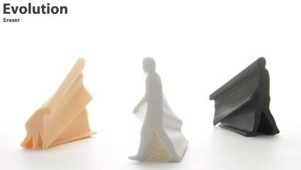 Evolutionary Erasers