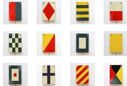 Nationalistic Nautical Flags