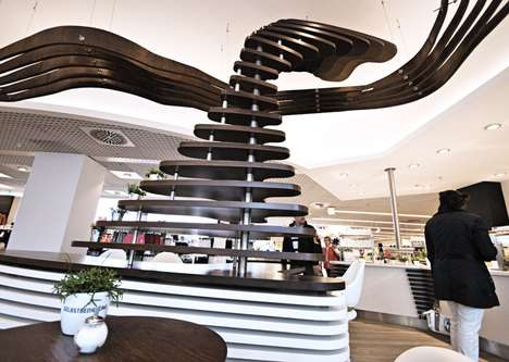 Surreal Staircase Interiors