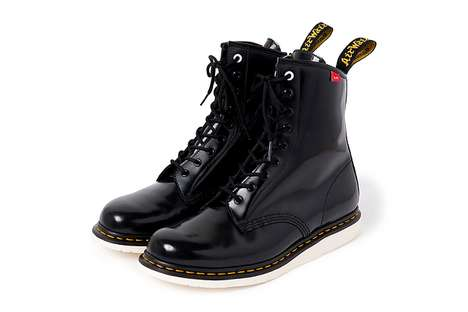 The Bedwin & The Heartbreakers Dr. Martens 'Dr. Know' Boot is Edgy & Stylish