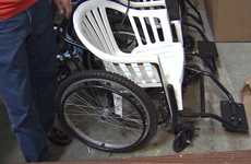 Lawn Chair Wheelchairs - The Free Wheelchair Mission Provides Accessible Seating to Those in Need