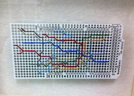 Stitched Subway Systems