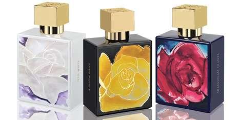Floral Watercolor Branding