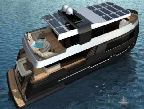 Multistory Solar Vessels