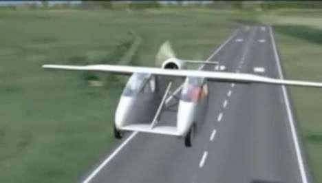 Aerial Automobile Concepts